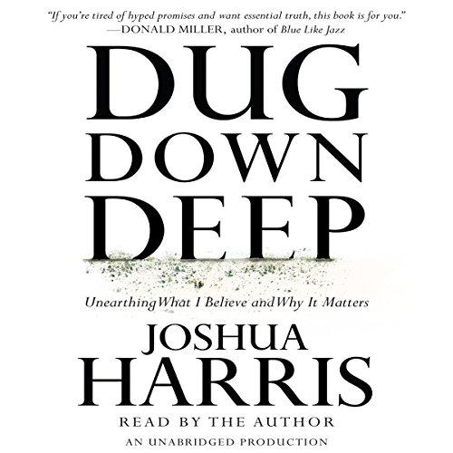 Dug Down Deep cover art