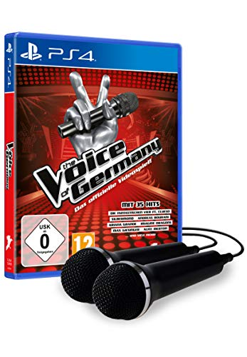 The Voice of Germany - Das offizielle Videospiel [+ 2 Mics] [Playstation 4]