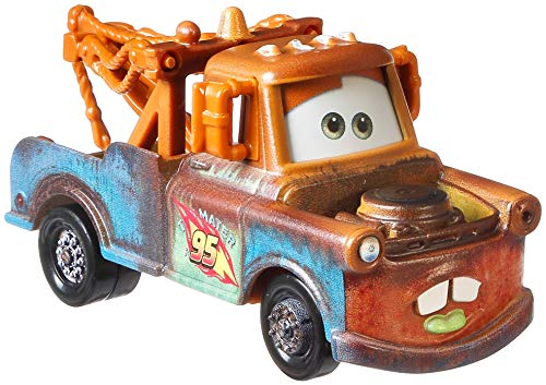 Disney Pixar Cars Movie Die-cast Character Vehicles, Miniature, Collectible Racecar Automobile Toys Based on Cars Movies, for Kids Age 3 and Older