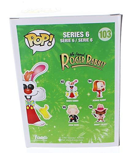 Varios Figura Pop Roger Rabbit : Roger Rabbit 3
