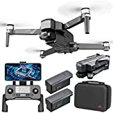 F11 4K PRO Drone Quadcopter UAV UHD 2-Axis Camera Live Video for GPS 30min Flight Time,Return Home,5G WiFi Transmission,FPV Drone Camera,Long Control Range,Brushless Motor, Auto Hover