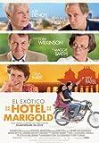 El Exotico Hotel Marigold - Blu-Ray [Blu-ray]