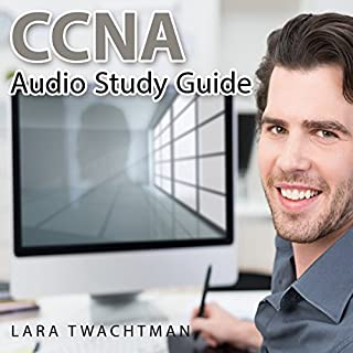 CCNA Audio Study Guide                   By:                                                                                                                                 Lara Twachtman                               Narrated by:                                                                                                                                 Clay Willison                      Length: 43 mins     Not rated yet     Overall 0.0