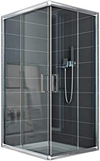 Amazon.es: mampara ducha 70 x 90