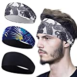 Linlook Sport Stirnband für Herren