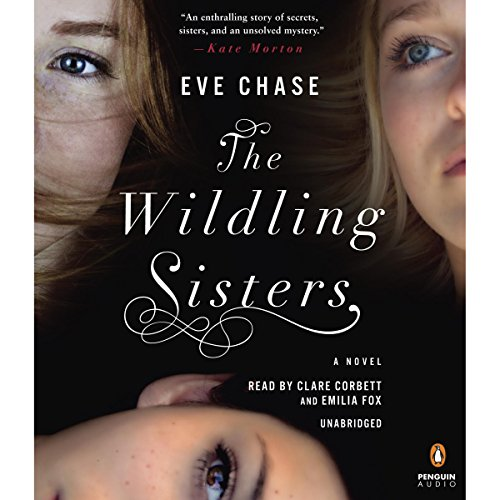 The Wildling Sisters audiobook cover art