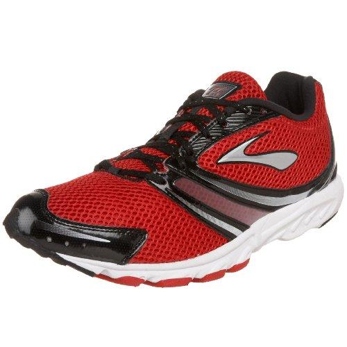 Brooks , Scarpe da corsa Unisex - Adulto, (rosso), 38