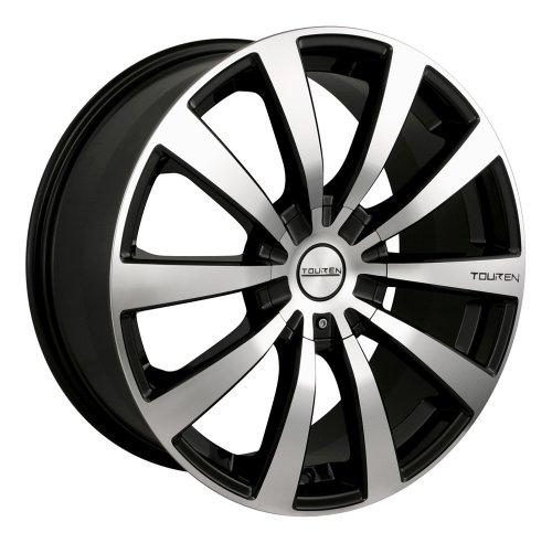 Touren TR3 3130 Machine Wheel (16x7'/10x100mm)