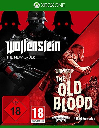 mächtig Wolfenstein: Neue Ordnung und altes Blut (Set)