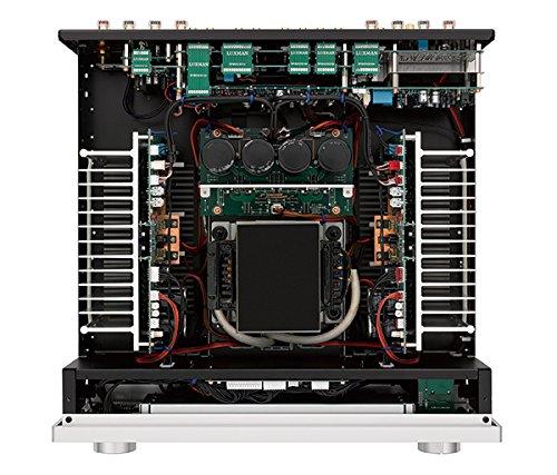 ラックスプリメインアンプブラスターホワイトLUXMANL-505uXII