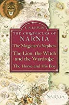 The Magician's Nephew With 'the Lion, the Witch and the Wardrobe' and 'the Horse and His Boy (The Chronicles of Narnia)