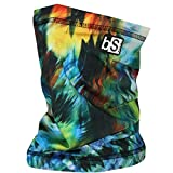 BlackStrap The Tube, Dual Layer Cold Weather Neck Gaiter and Warmer for Men and Women (Kaleidoscope)