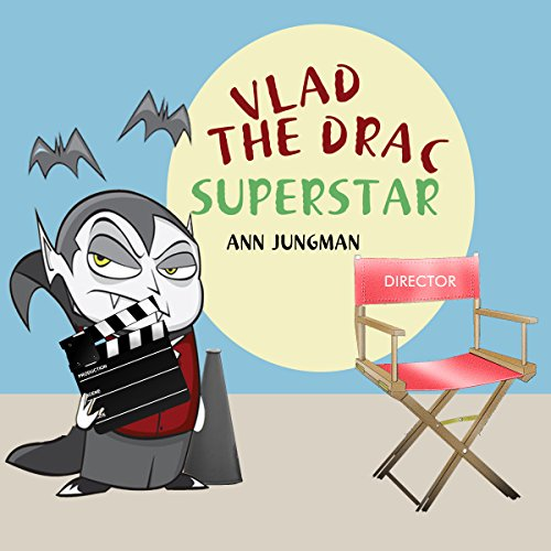 Vlad the Drac Superstar cover art