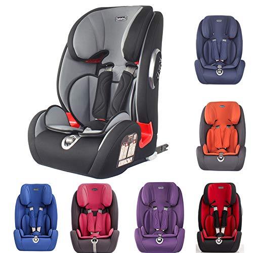 MULTI Guard Pro ISOFIX Autositz Kinder Sitz Kinderautositz Autokindersitz Kindersitz Gruppe 1/2 / 3 TG17002-D01