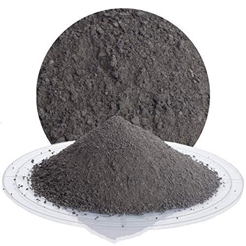 25 kg Basalt Fugensand anthrazit in 0-2 mm von Schicker Mineral, Brechsand zum Einkehren in Pflasterfugen