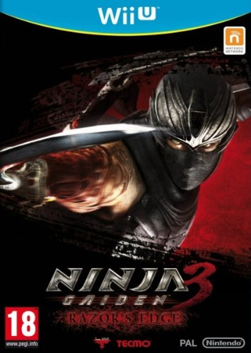 Wii U Ninja Gaiden 3 - Razor's Edge