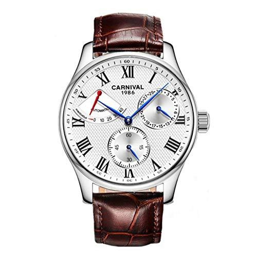 reloj marca Carnival