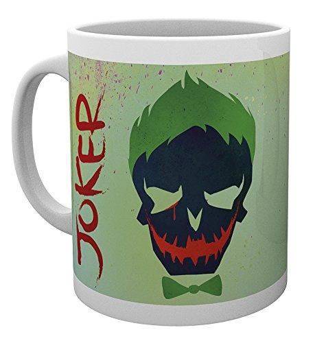 DC Comics Suicide Squad, Joker Totenkopf, Tasse, Verschiedene