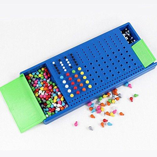 MengTing Brettspiel -Master Mind Spiel mit Farben-Brett- und Gesellschaftsspiele