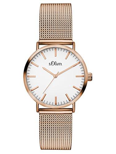 s.Oliver Analog Armbanduhr Bild