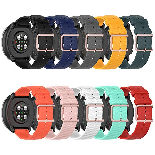 QGHXO Band for Polar Ignite, Soft Silicone Replacement Band for Polar Unite/Ignite Fitness Watch (No Tracker, Replacement Bands Only)