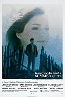 Summer Of 42 Movie Poster 24x36