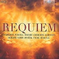 Requiem レクィエム宗教曲集 モーツァルト ベルリオーズ ヴェルディ フォーレ デュリュフレ 他(16CD)