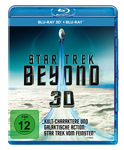 Star Trek 13 - Beyond (inkl. 2D-Version) [3D Blu-ray]