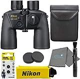 Best Marine Binoculars - Nikon 16026 7x50 CF WP OceanPro Binoculars Golden Review