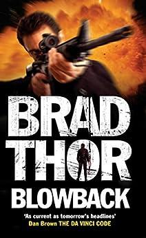 Blowback by [Brad Thor]