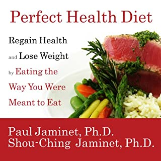 Perfect Health Diet cover art