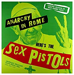 Anarchy In Rome (Snot Green LP) [Analog]