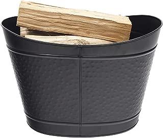 Best black log basket Reviews