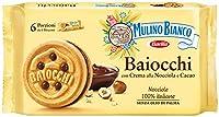 Biscuits fourrés aux noisettes et cacao Sans colorants Sans conservateurs Sans graisse hydrogénée