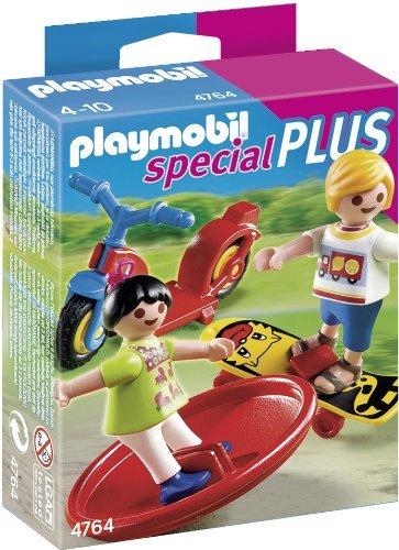 Playmobil Especiales Plus - Niños con juguetes (4764) -
