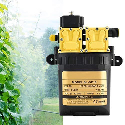 Redxiao 【 】 Bomba de Agua agrícola, 7.28 * 5.91 * 2.36in,...