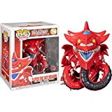 Funko Pop Animation : Yu-Gi-Oh - Slifer The Sky Dragon 6inch Vinyl Gift for Anime Fans SuperCollection