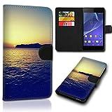 sw-mobile-shop Book Style HTC One M8 / One M8S Tasche Flip Brieftasche Handy Hülle Kartenfächer für HTC One M8 / One M8S - Design Flip SVH121