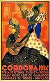 KEAPSIGN Retro Classic Blechschild – 1934 Feria de Otoño