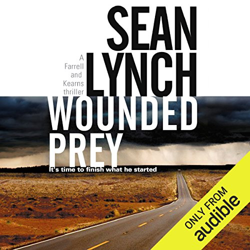 Wounded Prey audiobook cover art