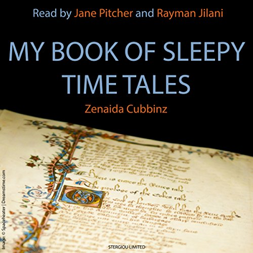 My Book of Sleepy Time Tales audiobook cover art