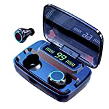 Best Earbuds For Women - BE02 True Wireless Earbuds LED Display Bluetooth Earbuds Review