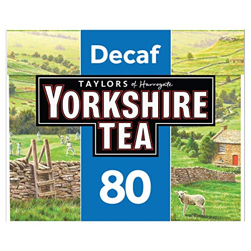 Taylors of Harrogate Yorkshire Té Descafeinado (80)