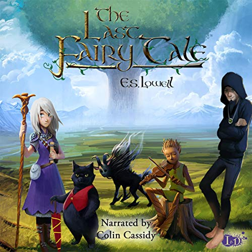 The Last Fairy Tale  By  cover art