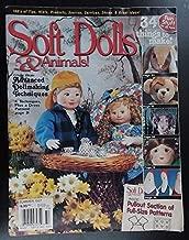 Soft Dolls & Animals Magazine. Vol 1, No 3 Summer 1997