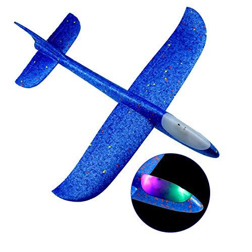 Avión planeador de Espuma