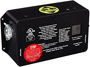 PROGRESSIVE INDUSTRIES EMS-LCHW30 Hardwired RV Surge and Electrical Protector - 30 Amp