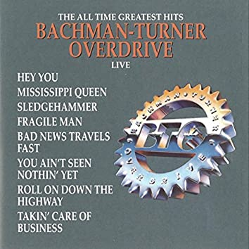 The All-Time Greatest Hits Live, Vol. 1