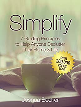Simplify by [Joshua Becker]