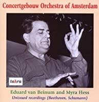 Concertgebouw Orchestra of Amsterdam by Dame Myra Hess (2009-11-10)